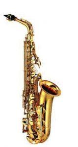 Bild Saxophon